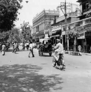 Delhi City of India