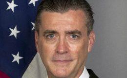 دہشتگردی کیخلاف پاکستان سے تعاون جاری رہے گا: امریکی سفیر