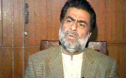 سابق وفاقی وزیر یار محمد رند کی عبوری ضمانت منظور