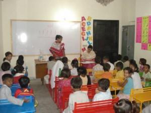english medium school