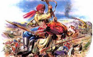 جنگ آزادی : نارنجی2 جولائی 1857