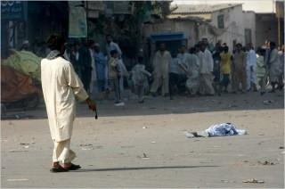 Karachi Killing