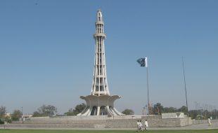 لاہور کا جغرافیہ