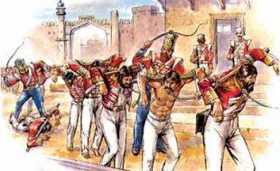 جنگ آزادی:لاہور- 30جولائی 1857