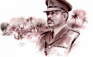 میجر طفیل محمد شہید:اگست 1958