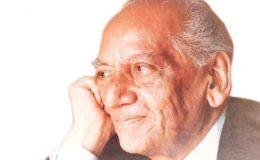 انقلابی شاعر فیض احمد فیض کا 105 واں یوم پیدائش