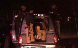 کراچی: پولیس کی مختلف کارروائیوں میں 4 ملزمان گرفتار، اسلحہ برآمد