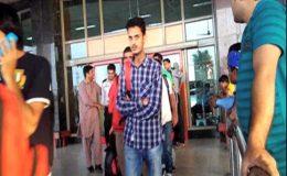 ترکی سے ڈیپورٹ 42 پاکستانی وطن واپس پہنچ گئے