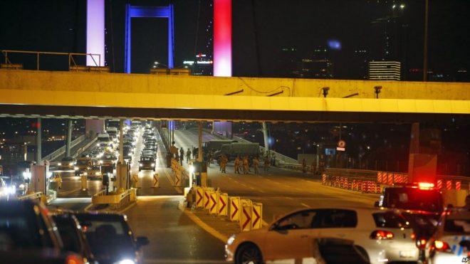 ترکی میں فوج نے اقتدار سنبھال لیا ہے: اطلاعات