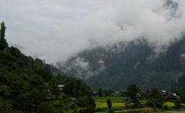 طویل خشک سالی کے بعد بارشوں کا آغاز