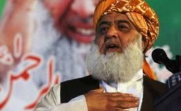 حکومت کیخلاف اتحاد کا اس وقت کوئی فائدہ نہیں، مولانا فضل الرحمان