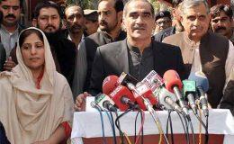 ایک شخص سیاست کیلئے عدلیہ کا کندھا استعمال کر رہا ہے: سعد رفیق