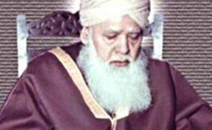 غزالی زماں علامہ احمد سعید کاظمی