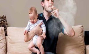 سگریٹ نوش والدین کے بچے جان لیوا امراض میں مبتلا ہو جاتے ہیں، تحقیق