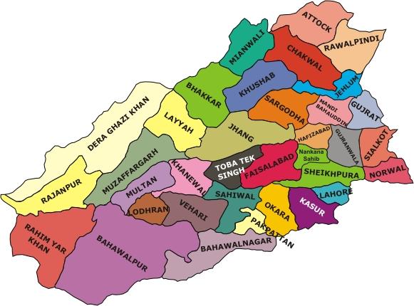 ضلع چکوال گجرات
