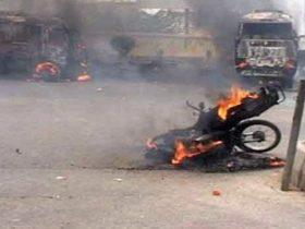 سانحہ 12 مئی کی ازسر نو تحقیقات کیلئے جے آئی ٹی تشکیل، نوٹیفکیشن جاری