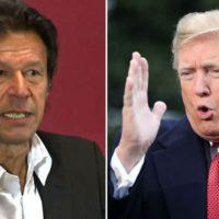 Imran Khan and Donald Trump