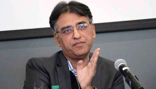 جہانگیر ترین سے جھگڑے اور استعفے کی خبریں بے بنیاد ہیں، اسد عمر