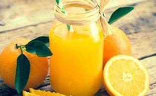 نارنجی کا رس خون کا بہاؤ بڑھانے اور یادداشت میں مفید