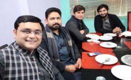 چوہدری خالد محمود چہل صاحب کے سٹی ہاؤسنگ یونین کے صدر منتخب ہونے کے سلسلہ میں میاں عرفان صدیق نے ایک شاندار عشائیہ کا اہتمام کیا