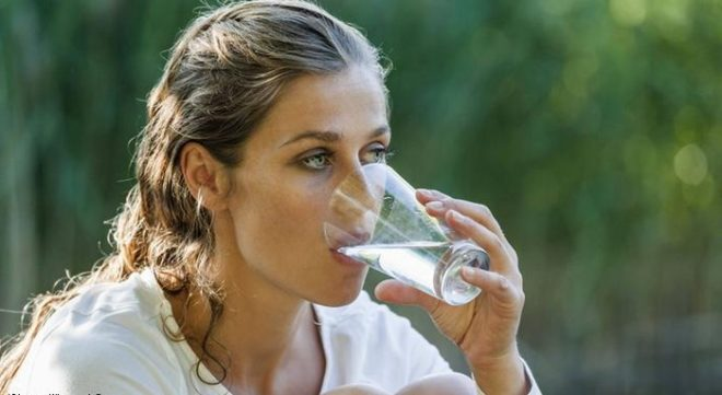 نہار منہ نیم گرم پانی، صحت کا ضامن
