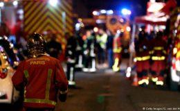 پیرس میں ہلاکت خیز آتشزدگی، آٹھ افراد ہلاک