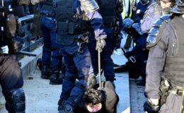 فرانس: حکومت کی اپیلوں کے باوجود ییلو جیکٹ مظاہرین سڑکوں پر نکل آئے