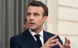 داعش کی شکست سے فرانس کے لیے نمایاں خطرہ ختم ہو گیا : عمانوایل ماکروں