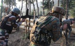 ایل او سی پر بھارتی فوج کی اشتعال انگیزی برقرار، مزید دو شہری زخمی
