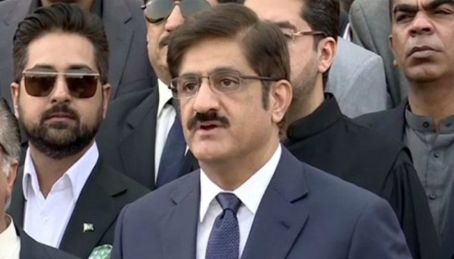 جعلی اکاؤنٹس کیس: نیب میں وزیراعلیٰ سندھ مراد علی شاہ سے تفتیش مکمل