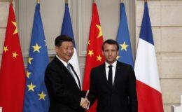 چینی صدر یورپی ممالک کے دورے پر، اہم معاہدوں پر دستخط