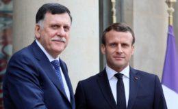 فرانس لیبیا کی قومی مفاہمتی حکومت کے ساتھ باہمی تعاون کو جاری رکھے گا: ماکرون