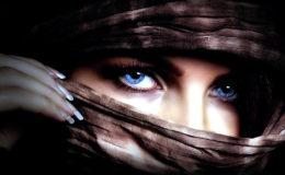 آنکھوں کی دہلیز پہ ٹھہرا دریا دینے والی تھی