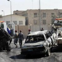 Iraq Car Bomb Attack