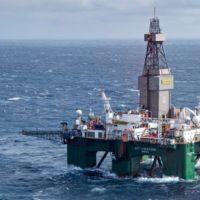 Karachi Sea Drilling