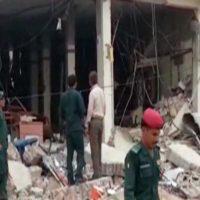 Sadiqabad Private Bank Blast