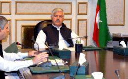 کے پی حکومت کا ضم شدہ اضلاع میں انتخابات ملتوی کرنے کیلئے الیکشن کمیشن کو خط