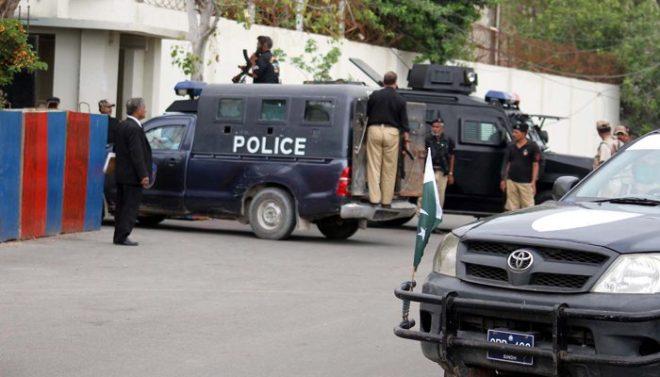 کراچی: ناردرن بائی پاس کے قریب پولیس مقابلہ، 3 دہشتگردوں کی ہلاکت کا دعویٰ
