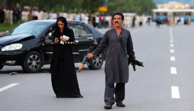 اسلام آباد میں 6 سال قبل خوف و ہراس پھیلانے والے سکندر کی سزا کیخلاف اپیل مسترد