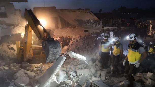 شام: اسد انتظامیہ کے حملے، 5 شہری ہلاک 23 سے زائد زخمی