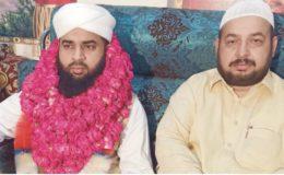 """پیر عثمان افضل قادری """"حرمین شریفین"""" حاضری کے بعد واپس پاکستان پہنچ گئے"""