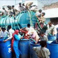 Water Crisis in Karachi