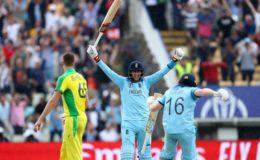 آسٹریلیا ورلڈکپ ٹائٹل کے دفاع میں ناکام، انگلینڈ فائنل میں پہنچ گیا