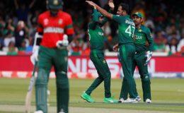بنگلادیش کو شکست دینے کے باوجود پاکستان ورلڈکپ سے باہر