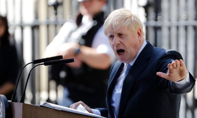 بورس جانسن برطانوی وزیراعظم بن گئے، 31 اکتوبر کو یورپی یونین سے علیحدگی کا اعلان