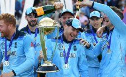 ون ڈے رینکنگ : عالمی چیمپئن انگلینڈ کا پہلی پوزیشن پر بھی قبضہ