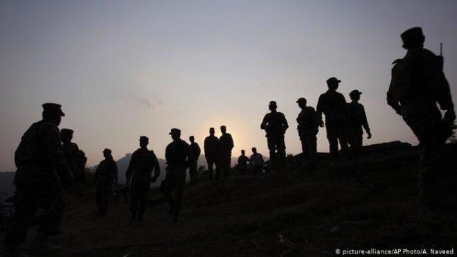 کشمیر: پاکستانی اور بھارتی فوج میں جھڑپ، بھارتی فوجی ہلاک