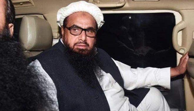 کالعدم جماعت الدعوۃ کے امیر حافظ سعید گرفتار