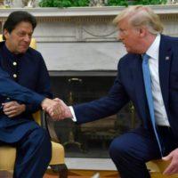 Imran Khan – Donald Trump Meeting
