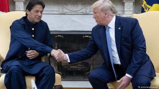 پاکستان اور امریکا باہمی تعاون پر رضا مند